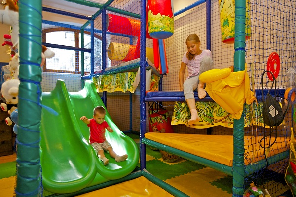 Санаторий Металлург (Сочи),детская комната