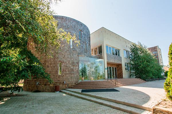 Санаторий Черноморец,Медицинский центр