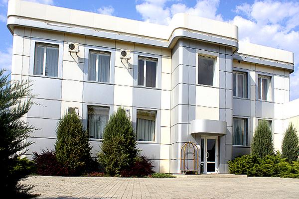 Санаторий Черноморец,Административный корпус