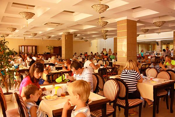 Основной ресторан