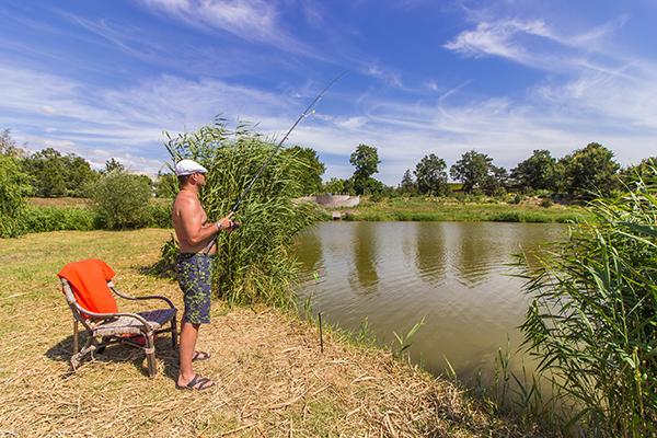 Озеро (рыбная ловля)
