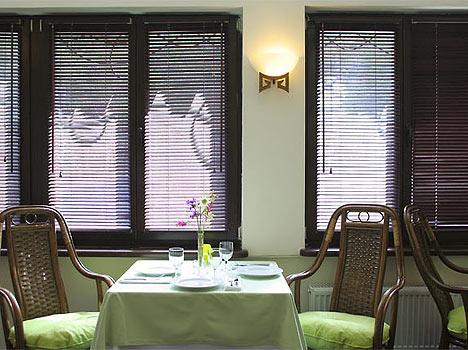 Отель Ozon Семь вершин,Ресторан