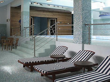 Отель Ozon Семь вершин,Бассейн