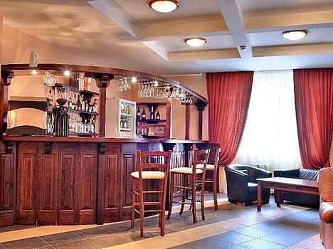 Отель Ozon Cheget, Приэльбрусье,Лобби-бар