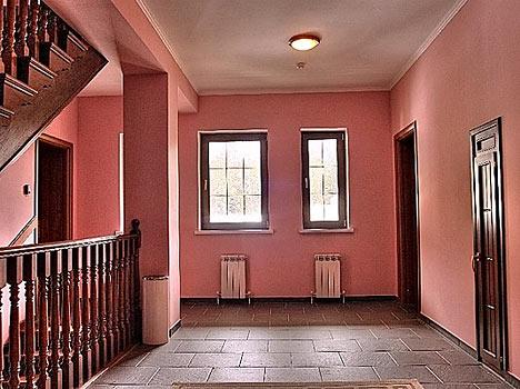Отель Ozon Cheget, Приэльбрусье,Коридор