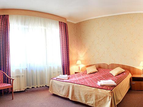 Отель Ozon Cheget, Приэльбрусье,Стандартный номер