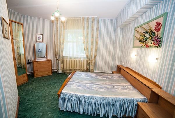 Санаторий Карачарово,Люкс 2 местный 6 корпус
