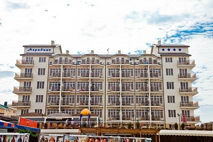 Отель Ателика Гранд Меридиан,Внешний вид
