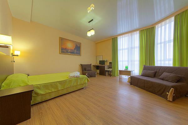 Отель Ателика Гранд Меридиан,Студио 2-местный