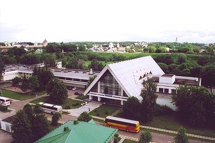 Гостиница Турцентр,Внешний вид