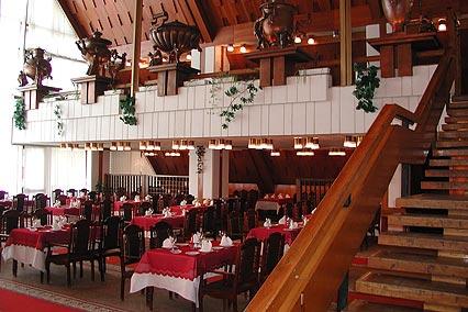 Гостиница Турцентр,Ресторан