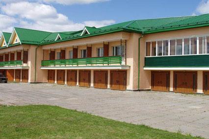 Гостиница Турцентр,Мотели модерн внешний вид