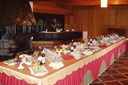 Гостиница Турцентр,Ресторан «Суздаль»