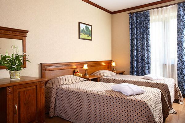 Отель Курорт-отель