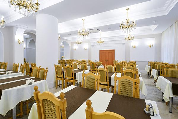 Санаторий Центросоюз РФ г.Белокуриха,Столовая