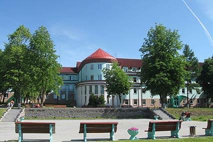 Санаторий Белорусочка,Внешний вид