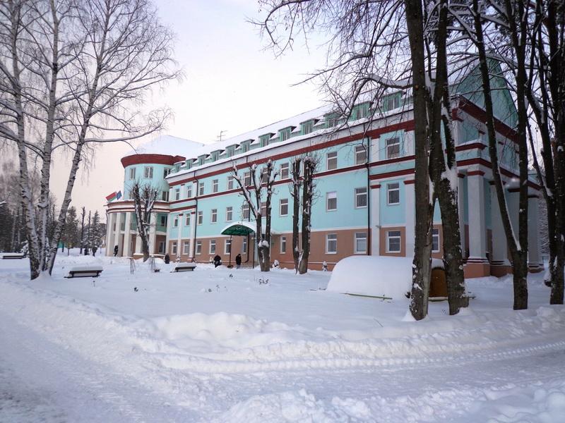 Санаторий Белорусочка,