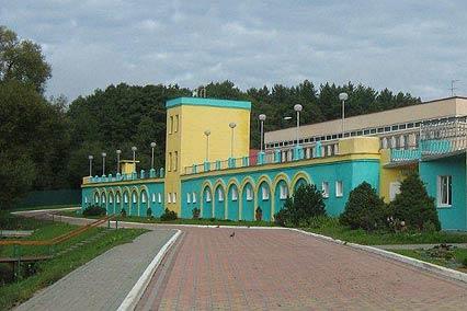 Санаторий Белорусочка,Водолечебница