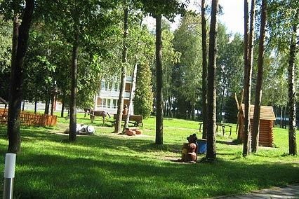 Санаторий Белорусочка,Белорусский уголок