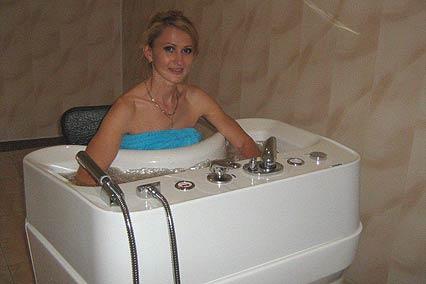 Вихревые ванны для рук