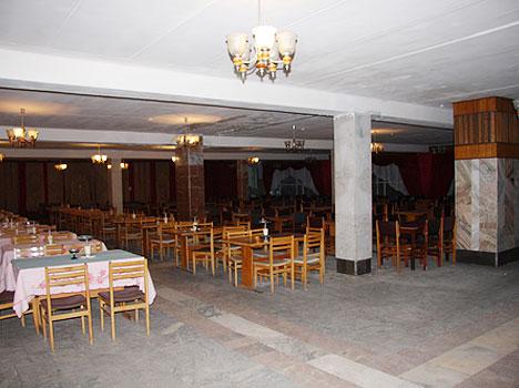 Санаторий Летцы,Столовая