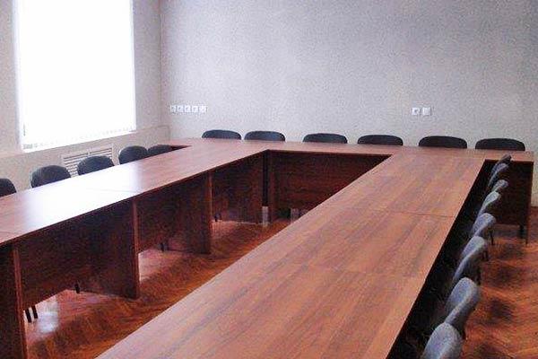 Санаторий Летцы,Переговорная комната