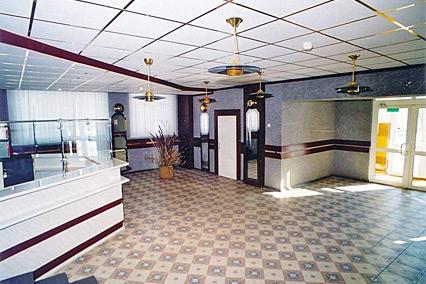 Санаторий Буг,Холл 2 корпуса