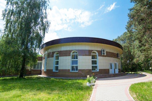Санаторий Буг,Столовая