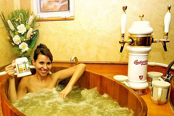 СПА-центр (пивная ванна)