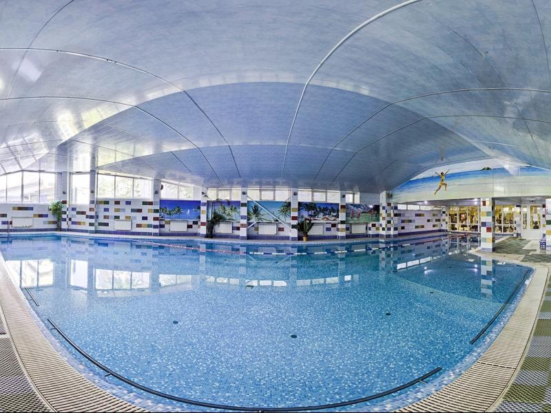 Отель Бристоль,Крытый бассейн
