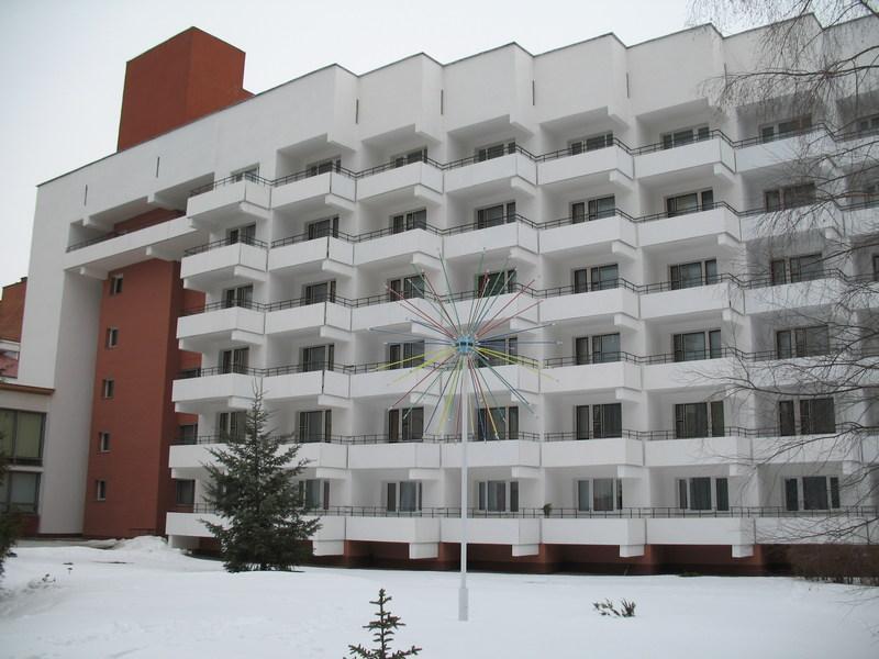 Санаторий Белая Русь  Министерства внутренних дел РБ,