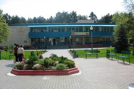Санаторий Журавушка,Столовая