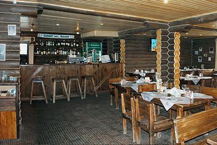 Отель Горки ,Ресторан