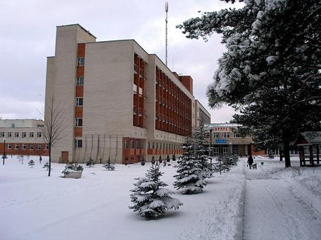 Санаторий Приднепровский,Корпус № 2