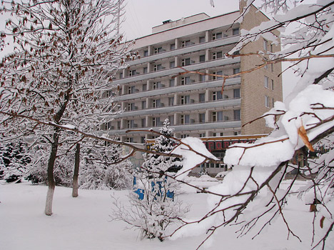 Санаторий Приднепровский,Корпус 1