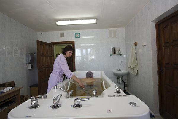 Санаторий Лесные озера,Лечение
