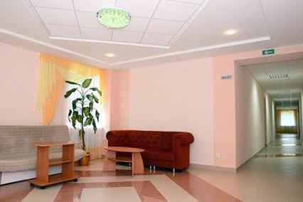 Санаторий Нарочанский берег,Корпус 3 холл