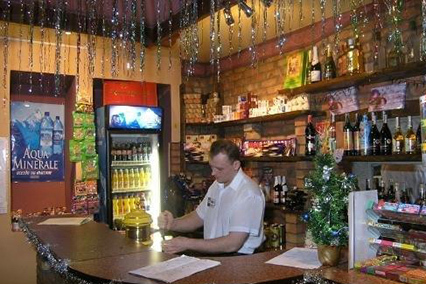 Санаторий Нарочанский берег,бар