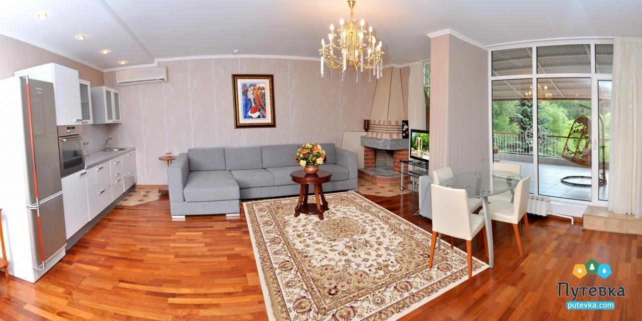 Фото номера Апартамент Президентский 2-местный 3-комнатный, 2