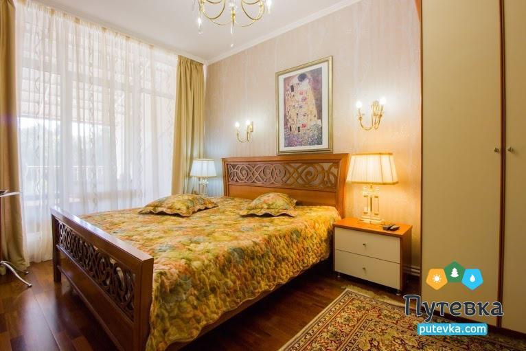 Фото номера Апартамент Президентский 2-местный 3-комнатный, 3