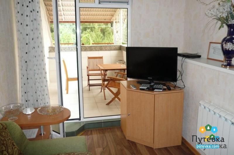Фото номера Люкс мини 2-местный 2-комнатный, 1