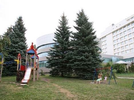 Санаторий Волжский утес,Детская площадка