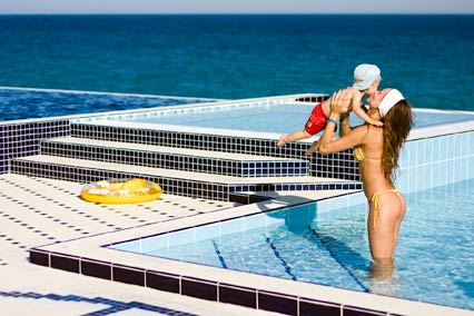 Отель Респект Холл Резорт (Respect Hall Resort),Пляж