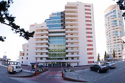 Отель Респект Холл Резорт (Respect Hall Resort),Внешний вид