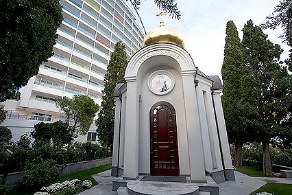 Отель Респект Холл Резорт (Respect Hall Resort),Часовня
