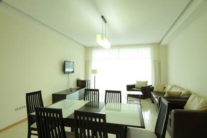 Отель Респект Холл Резорт (Respect Hall Resort),Superior «3» 4-местные 3-комнатные