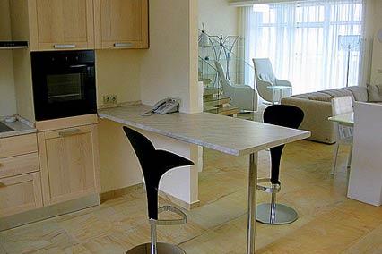 Отель Респект Холл Резорт (Respect Hall Resort),Apartament VIP 2-местный 3-комнатный 2-уровневый