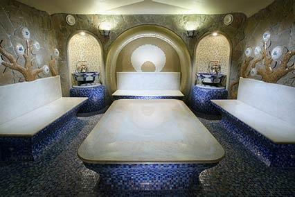 Турецкая баня (хаммам)