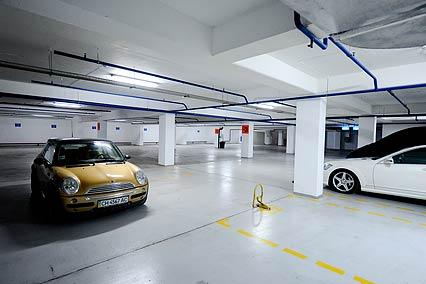 Подземний паркинг