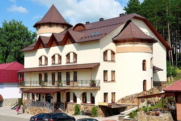 Санаторий Россия (Белокуриха),Бизнес-отель